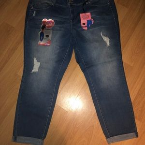YMI Wanna Betta Butt Jeans Plus Size